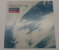 "Kate Bush & Peter Gabriel Don't Give Up Long/Short USA Promo Only 12"" Geffen"