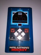 Vintage 1978 Mattel Electronics Hockey Handheld Portable Game.