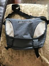 Mens Bag Designer O'Neill Grey Man Bag Great Storage And Fastenings Used Ex Cond