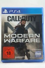 Call of Duty Modern Warfare (Sony PlayStation 4) PS4 Spiel in OVP - SEHR GUT