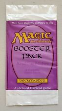 Arabian Nights Booster Pack Wrapper MTG Magic the Gathering Empty Opened Vintage