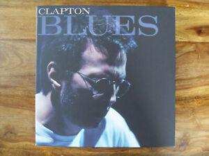 "ERIC CLAPTON     6LP - Box Set   "" B L U E S ""    3 x DLP     2011   NEUWERTIG !"