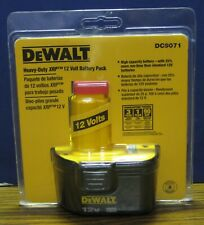Dewalt DC9071 12 Volt Rechargeable Power Drill Battery Pack - New
