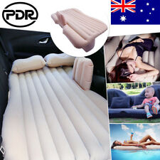 Car Inflatable Cushion Air Bed Mattress Sleep Rest Spare Travel Camping Outdoor