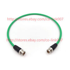4-Pack 12G-SDI or CXP-6 cable 2ft BNC to DIN