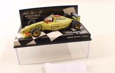 Minichamps Jordan Peugeot 1996 Launch Version Brundle 1/43 neuf boxed MIB