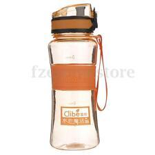 500-1000ml 1L Sport Travel Gym Outdoor Camping Running Water Bottle BPA Free