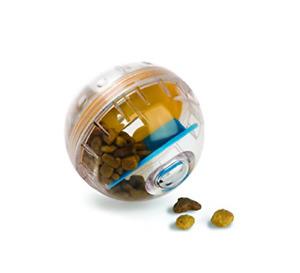 Pet Zone IQ Treat Ball, 3-Inch
