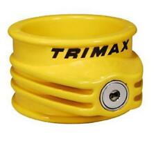 Trimax 5TH Wheel Lock King Pin Unattended Fifth Wheel Trailers Tow Hitch TFW55