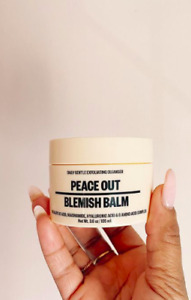 100% Original Peace Out Blemish Balm Salicylic Acid Oily Pores Dullness In Box