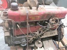 Historic International Truck Engine 6-281 Used Complete