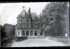 SAINT-PATERNE-RACAN (37) CHATEAU de la ROCHE-RACAN , cliché période 1950
