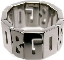 D&G RING DJ0538 - NEW OLD STOCK!!! RRP~152€ / -93€ OFF!!!