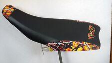 Honda TRX 450R GRIPPER seat cover  wild fire camo