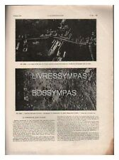 1918 DOCUMENT (ref Lli 3915)  GUERRE DISPARITION DU VILLAGE MERCKEM FLANDRE  1 p