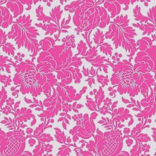 Anna Griffin -Grace - Fortuny Damask Fuchcia, cotton quilting fabric