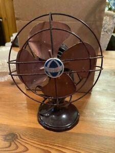 Vintage Ventilator antik Calor 1930/50 Lüfter Bakelit