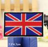England British UK - Union Jack Flag - Iron on Embroidery Patch Sew on Badge