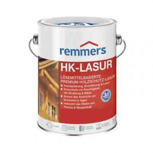 Remmers HK-Lasur   Diverse Dekore, 2,5 Liter
