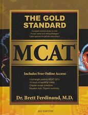 The Gold Standard MCAT with Online Practice MCAT Tests (2012-2013 Edition) by...