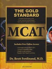 Gold Standard MCAT with Online Practice MCAT Tests (2012-2013 Edition)