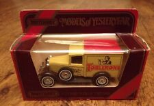 MATCHBOX MODELS OF YESTERDAY  Y-22 1930 MODEL 'A' FORD VAN