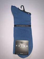 Falke Tiago Fil D'ecosse Light Blue Socks Size 10-11