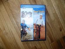 The Great Escape Junior Bonner (Double Feature) (Dvd, 2008) Steve McQueen