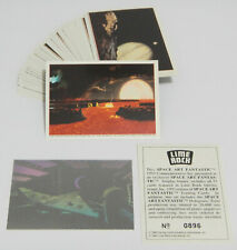 Space Art Fantastic Trading Cards Complete Set Robert McCall Starlog 1993