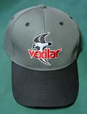 Vexilar Fishing Icefishing Hat Baseball Cap Embroidered Fish FLX Series New