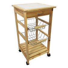 Küchenwagen aus Holz günstig kaufen | eBay