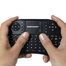 Handheld Mini Touchpad Keyboard