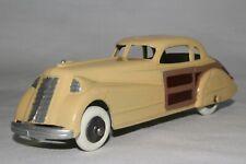 Tootsietoy 1930's Jumbo Custom Coupe, Restored