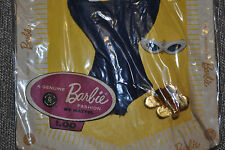 Vintage-Barbie-Pak-Swimsuit-Sunglasses-and-Gold-Wedgies-NRFP-1962-64     V