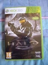 Halo Combat Evolved Anniversary - Xbox 360 - Nuevo Precintado - Edicion España