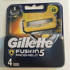 Pack 4 Lames Gillette Fusion 5 Proshield Gilette