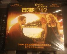 Before Sunset Dvd Brand New (Language : English Subtitle : Chinese)