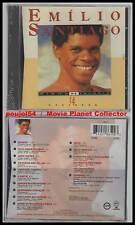 """EMILIO SANTIAGO """"14 Sucessos"""" (CD) 1993 NEUF"""