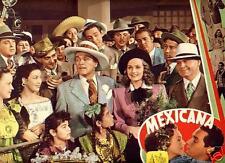 Lobby Card 1945 MEXICANA Constance Moore CU