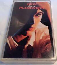 CELINE DION Tape Cassette DION CHANTE PLAMONDON 1991 Sony Music Canada