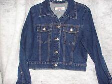 Vintage Paris Blues Denim Jean Jacket - Nice blue jean jacket ~size large