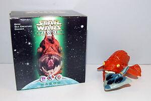 1999 KFC Opee Deep Sea Creature Chaser Fish Star Wars Episode 1 Naboo Series