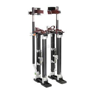 "SwitZer Quality Builders 15"" to 23"" Stilts Drywall Plastering Aluminium New"