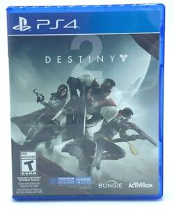 Destiny 2 (Sony PlayStation 4, PS4 2017) Complete With Manual CIB Tested Working