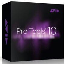 Pro Tools 11&10 Bundle License + iLok3 (wie neu)