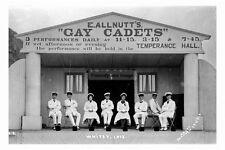 pt4577 - Whitby , E Allnutt's Gay Cadets , Yorkshire - photo 6x4