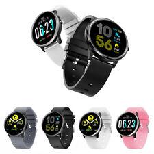 MX6 Waterproof IP68 ECG Blood Pressure Oxygen Heart Rate Monitor Smart Watch US