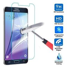 2X 9H Genuine Premium Tempered Glass Screen Protector For Samsung Galaxy Note 5
