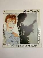 David Bowie ‎– Scary Monsters Vinyl LP 1983 Euro Reissue *VG-VG+*