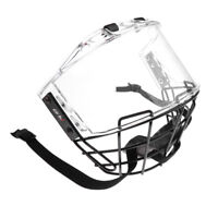 CE Approval Anti-Fog Anti-Scratch Ice Hockey Helmet Face Mask Shield Visor